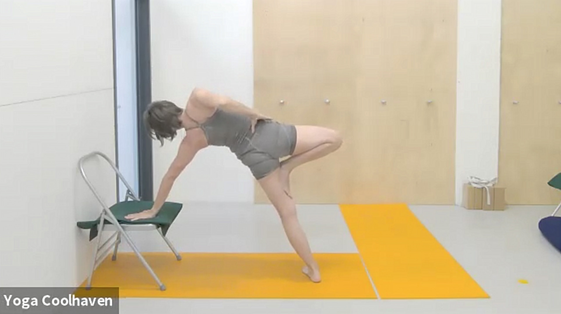 Vasistasana Iyengar Yoga